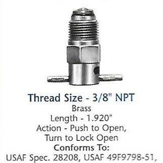 CCA1650 Curtis drain valve