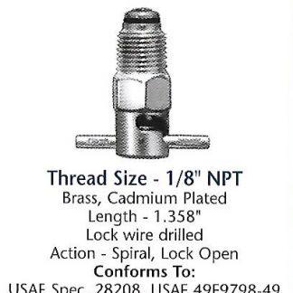 CCA9950 Curtis drain valve