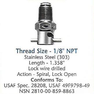 CCB36750 Curtis drain valve